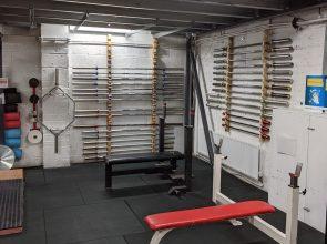 Powerlifting Squad Training